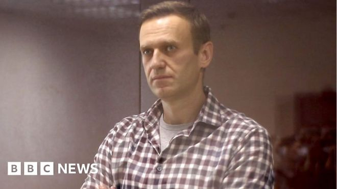 Russia will face 'consequences' if Navalny dies – US #world #BBC_News