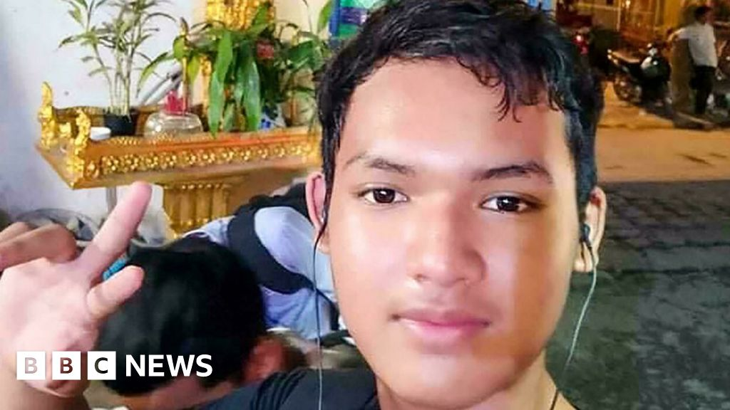 , Cambodia: The autistic teenager jailed over a Telegram post, The Evepost BBC News