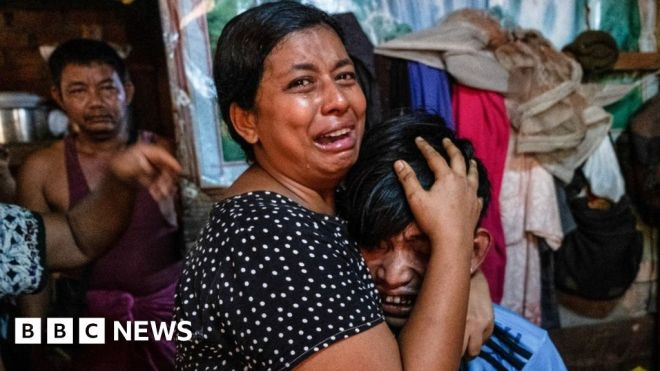 Myanmar coup: US 'horrified' by deadliest day since military takeover #world #BBC_News