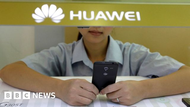 Huawei staff punished after official tweet posted 'via