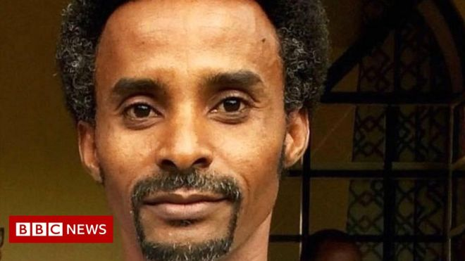 Ethiopia's Tigray crisis: BBC reporter Girmay Gebru detained by military #world #BBC_News