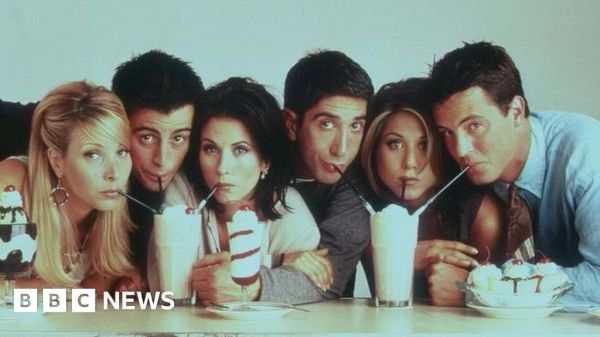 Friends to reunite for one-off special