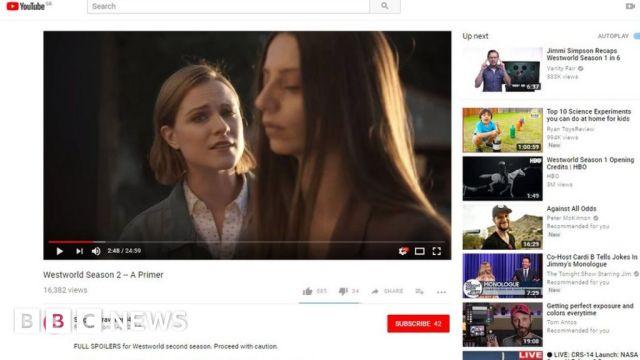 Westworld trolls Reddit with Rickroll spoiler video – The