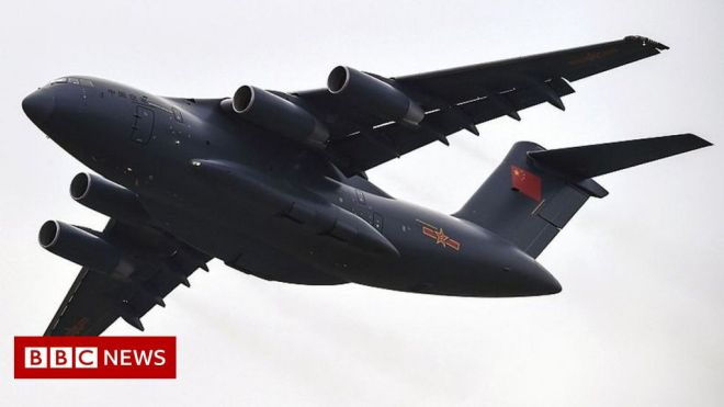 South China Sea dispute: Malaysia accuses China of breaching airspace #world #BBC_News