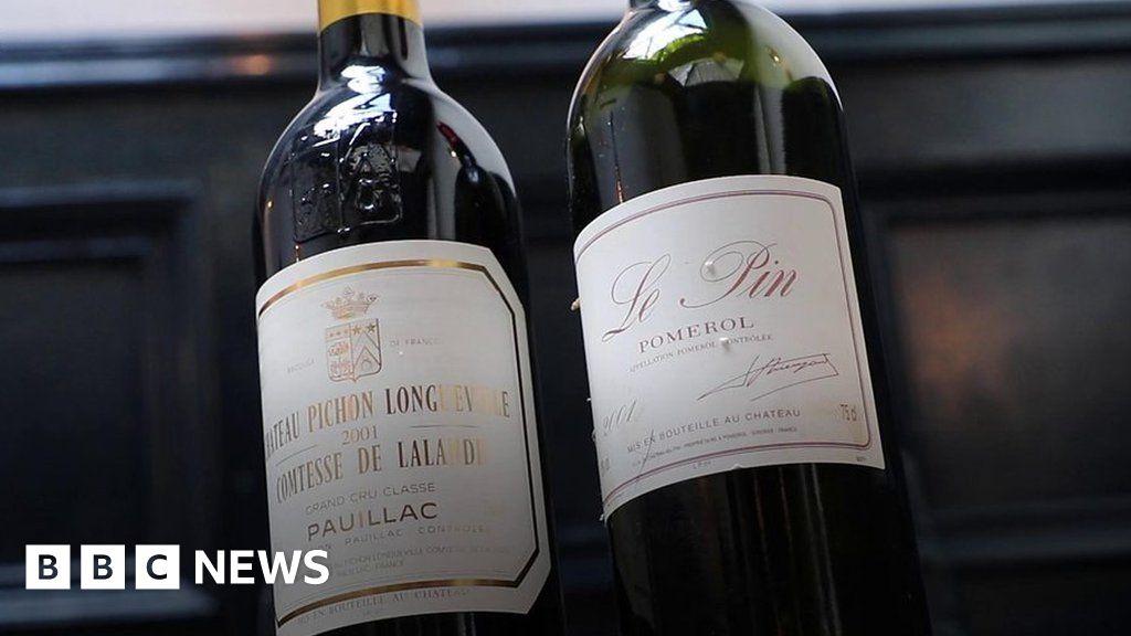 _106992159_p079frsx 'I hope you enjoyed it' - £4.5k wine gaffe