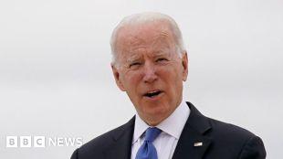 G7 summit: Biden to urge West to form alliance against China #world #BBC_News
