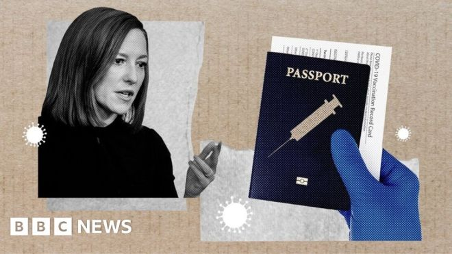 How US history explains vaccine passport scepticism #world #BBC_News
