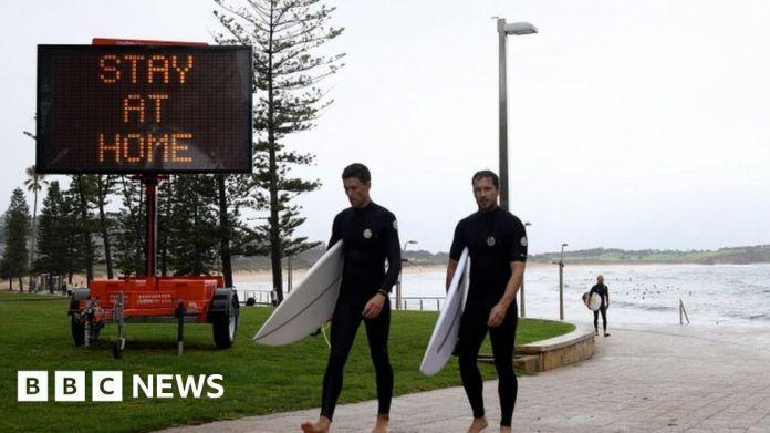 कोविद: सिडनी के प्रकोप के बीच ऑस्ट्रेलियाई राज्य यात्रा प्रतिबंध लागू करते हैं