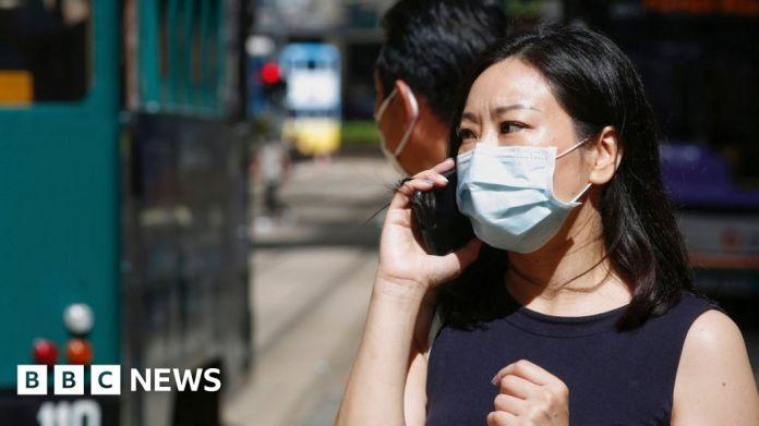 Covid-19: Why Hong Kong's 'third wave' is a warning
