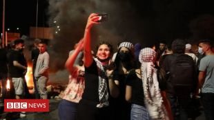 TikTok: How Israeli-Palestinian conflict plays out on social media #world #BBC_News