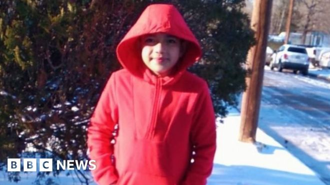 Texas weather: Family of 11-year-old file lawsuit over his death #world #BBC_News