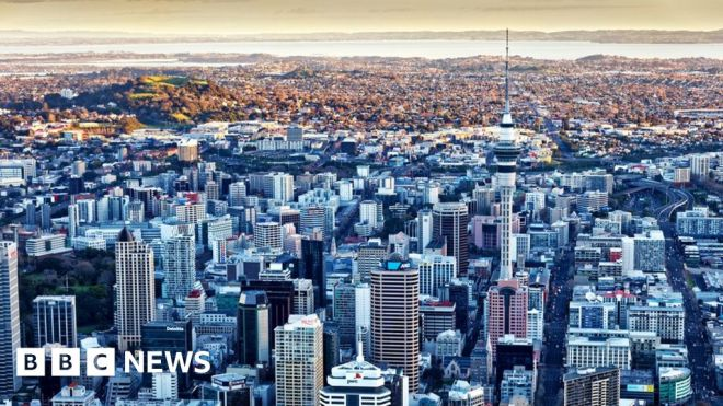 Coronavirus: Auckland ranked most liveable city as pandemic shifts list #world #BBC_News