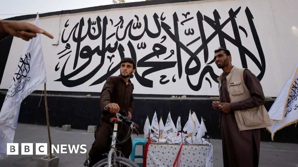 , Afghanistan: US and Taliban hold first face-to-face talks since withdrawal, The Evepost BBC News