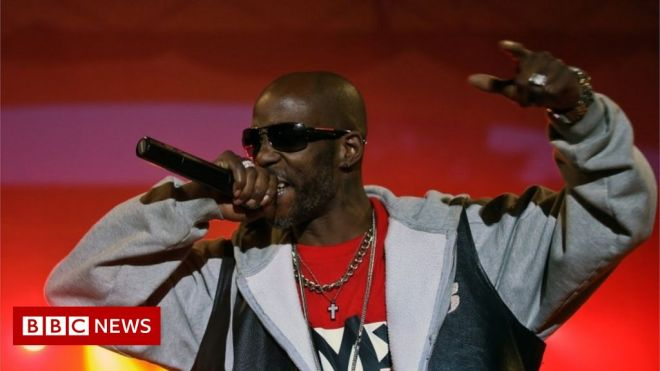 Rapper DMX in hospital after heart attack #world #BBC_News