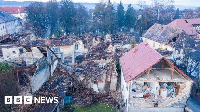 116301351 hi064997243 क्रोएशिया भूकंप: भूकंप के सात झटके आने के बाद जोरदार तबाही मची