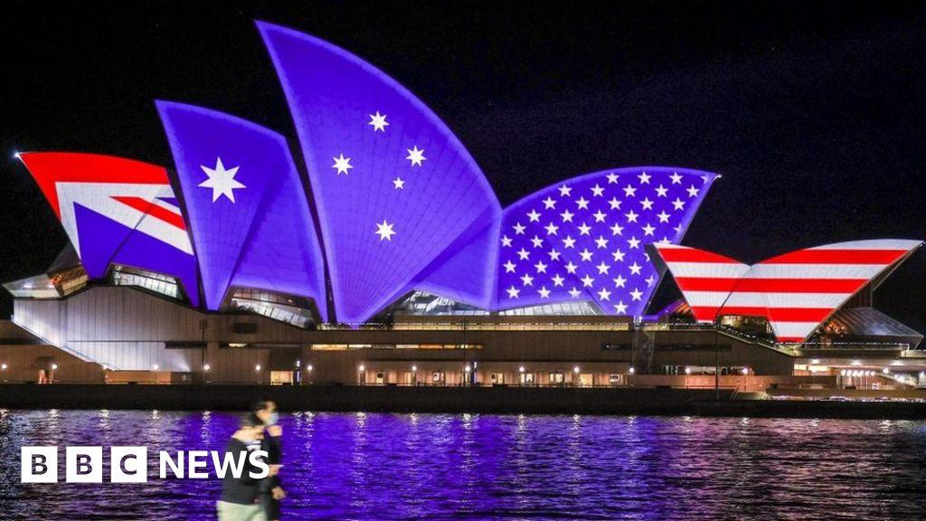 , Aukus: Australia's big gamble on the US over China, The Evepost BBC News