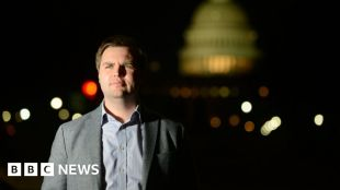 JD Vance: Trump whisperer turned Senate hopeful #world #BBC_News