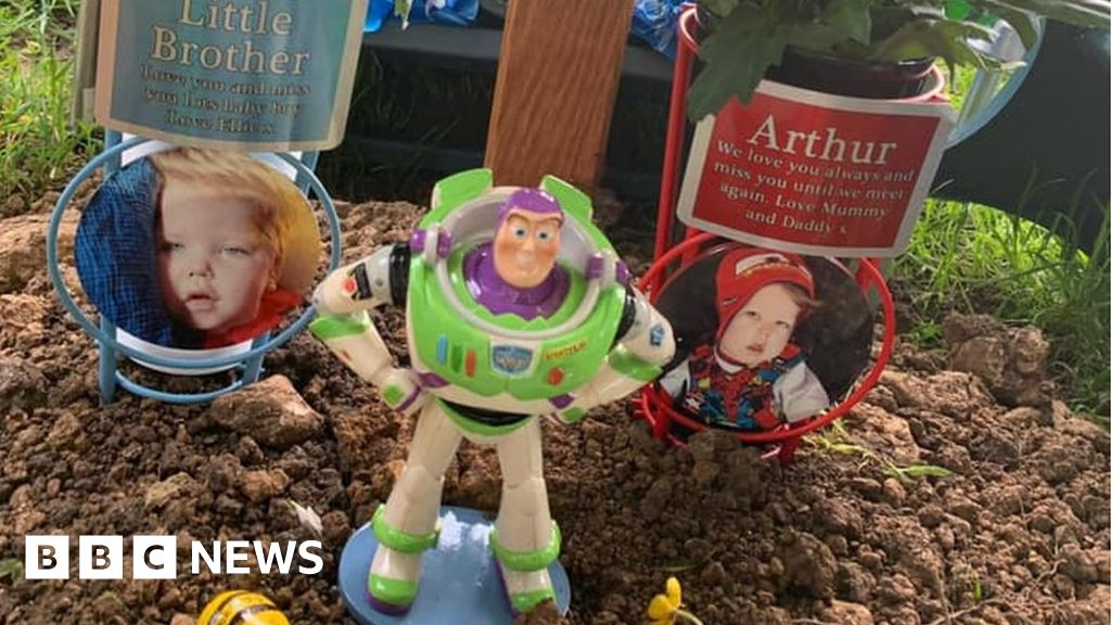 Toy Story Memento Stolen From Two Year Old Boy S Grave Bbc News