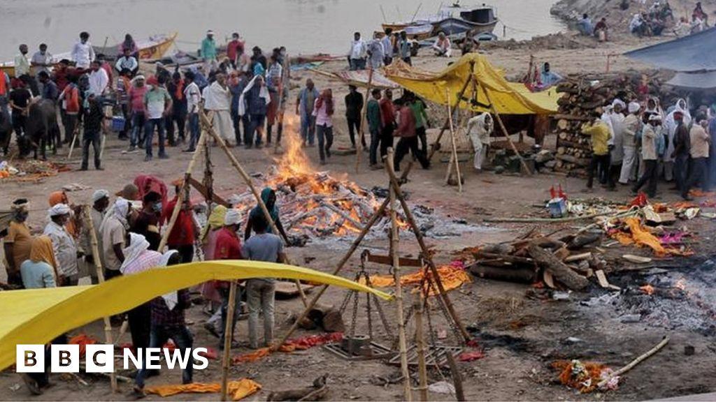 Covid in Varanasi: Anger rises as coronavirus rages in Modi's constituency, Swahili Post