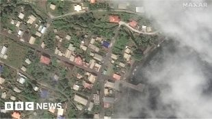 St Vincent volcano: UN warns humanitarian crisis will last months #world #BBC_News