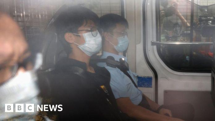 116289491 mediaitem116289487 हांगकांग के कार्यकर्ता टोनी चुंग को चार महीने की सजा