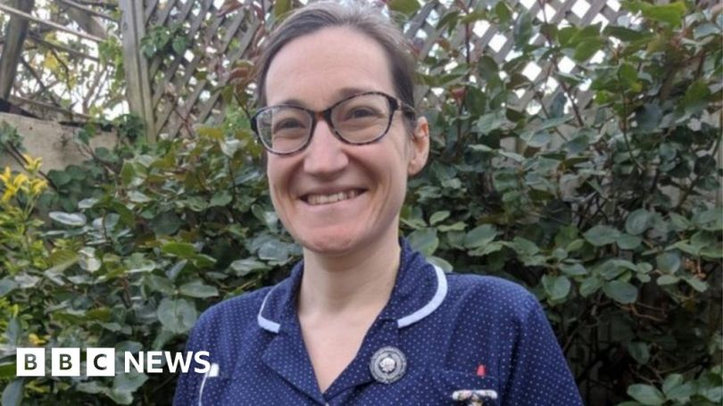 'I returned to nursing the day the pandemic was declared'