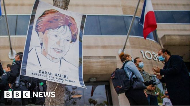Sarah Halimi: How killer on drugs escaped French trial for anti-Semitic murder #world #BBC_News