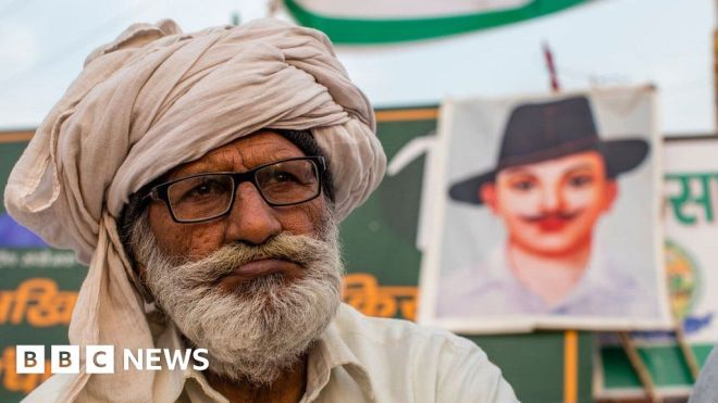 India farmer protests: How rural incomes have struggled to keep up #world #BBC_News
