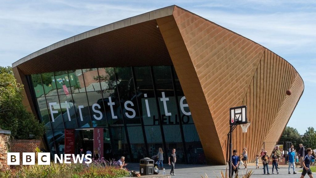 , Museum of the Year: Colchester gallery Firstsite wins £100,000 prize, The Evepost BBC News