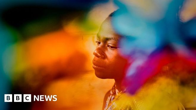 Inner Light: The children surviving conflict in DR Congo #world #BBC_News