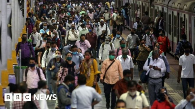 India Covid: Maharashtra state to see curfew and weekend lockdown #world #BBC_News