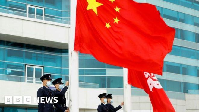 Hong Kong electoral reform: LegCo passes 'patriots' law #world #BBC_News