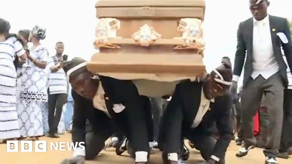 Leader Of Coffin Meme Would Invite Messi Ronaldo And Ronaldinho