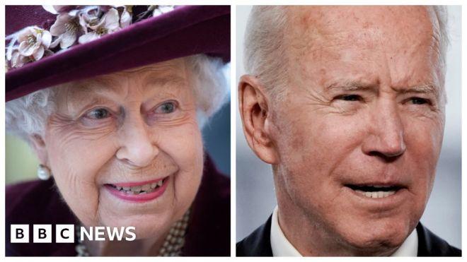 Queen to meet US President Joe Biden next week #world #BBC_News