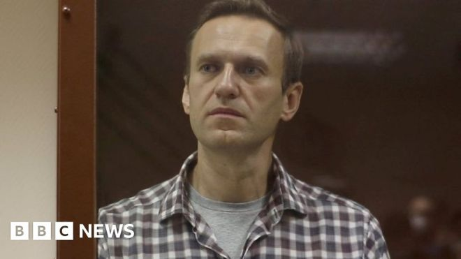 Navalny: Jailed Putin critic 'losing sensation in legs and hands' #world #BBC_News