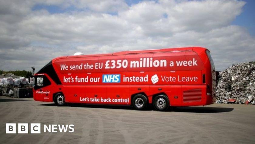 Boris Brexit Bus