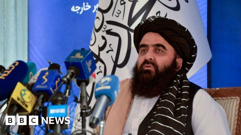 , US concludes first direct talks with Taliban since withdrawal, The Evepost BBC News