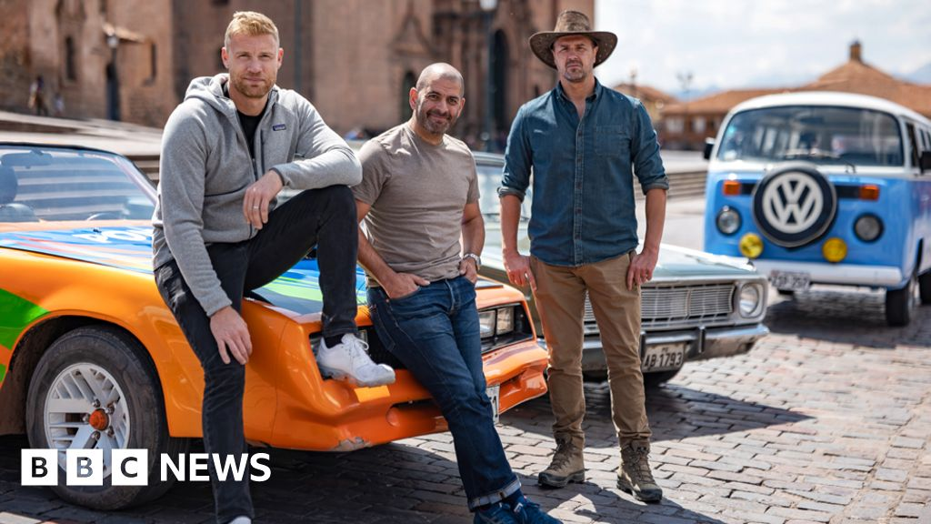 """How Top Gear has passed its """"problem phase"""""""