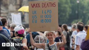 Covid-19: Latest claims about cremation and vaccines confirmed – BBC News