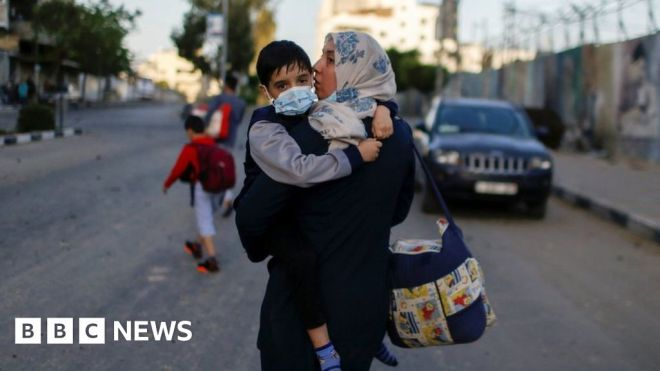 Israel-Gaza: What the law says about the fighting #world #BBC_News