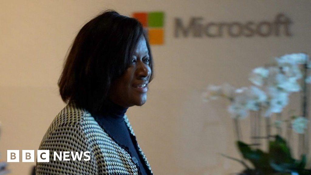 , Microsoft Chief Digital Officer tops Powerlist, The Evepost BBC News