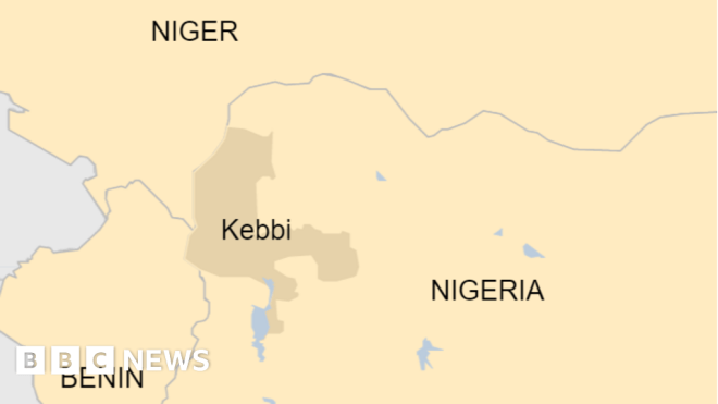 Nigeria: More than 130 missing after boat sinks in Kebbi state #world #BBC_News