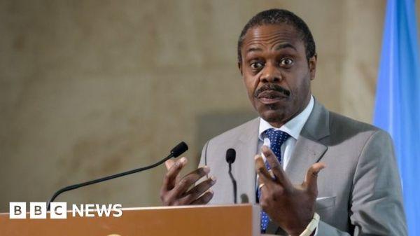 Ex-health minister arrested over Ebola funds