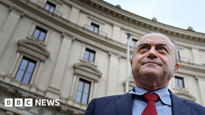 'Ndrangheta group: Italy braces for biggest mafia trial in decades #world #BBC_News