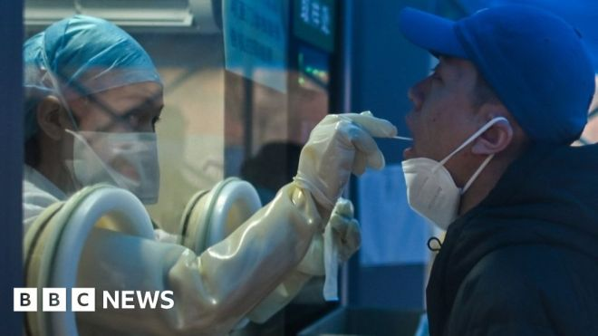 Covid: UK scientist defends WHO fact-finding mission to Wuhan #world #BBC_News