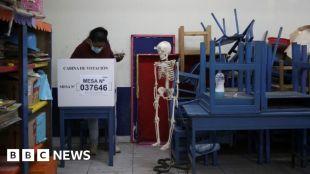 Peru: No serious irregularities in presidential run-off, say observers #world #BBC_News