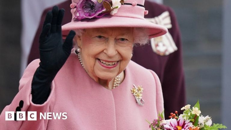 Watch Queen 'irritated' by local weather change inaction in COP26 build-up – BBC English News