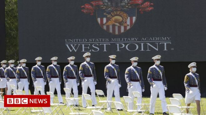 West Point faces worst cheating scandal in decades #world #BBC_News