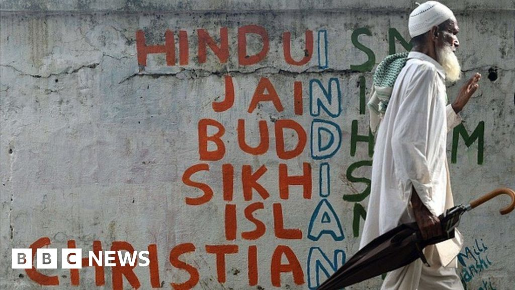 , Pew study: Little change in India's religious make-up in 70 years, The Evepost BBC News
