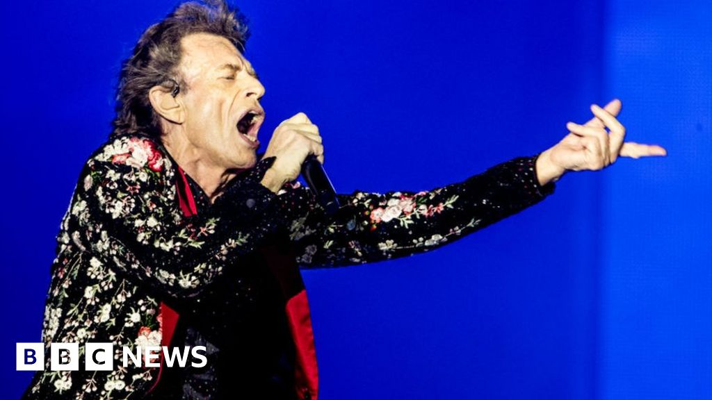 , Rolling Stones resume live shows with emotional Charlie Watts tribute, The Evepost BBC News
